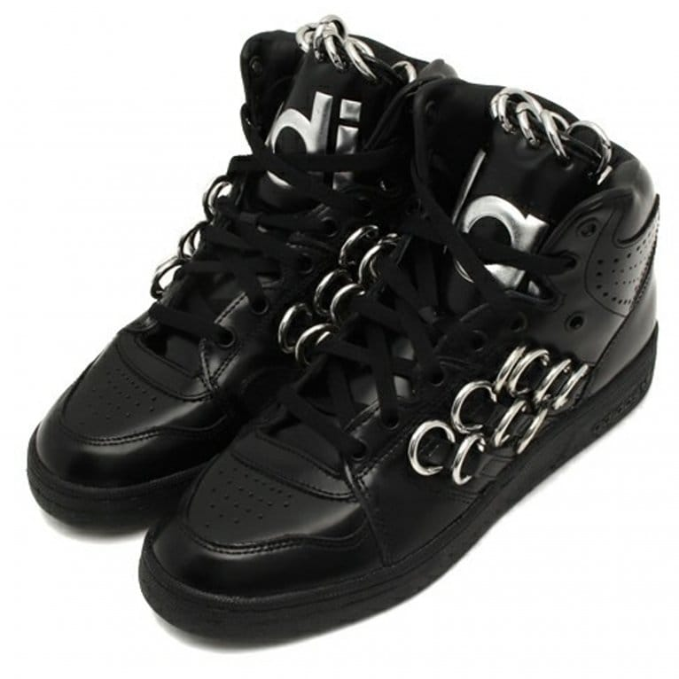 Adidas Originals X Jeremy Scott Instinct Hi - Black