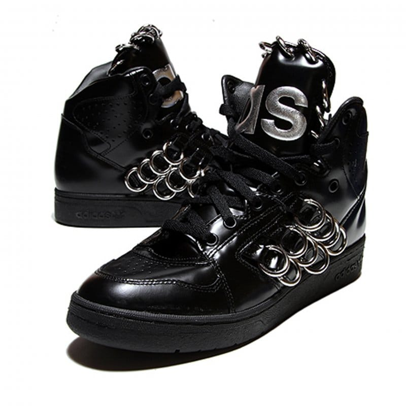 acheter populaire a3cc8 fd7ec adidas originals X Jeremy Scott Instinct Hi - Black