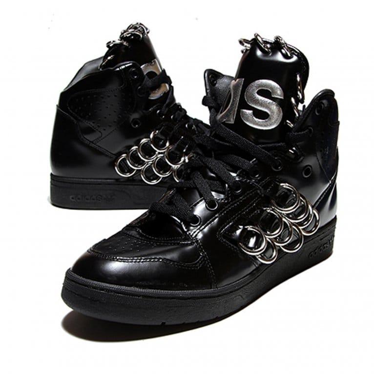Adidas Originals X Jeremy Scott Instinct Hi - Black