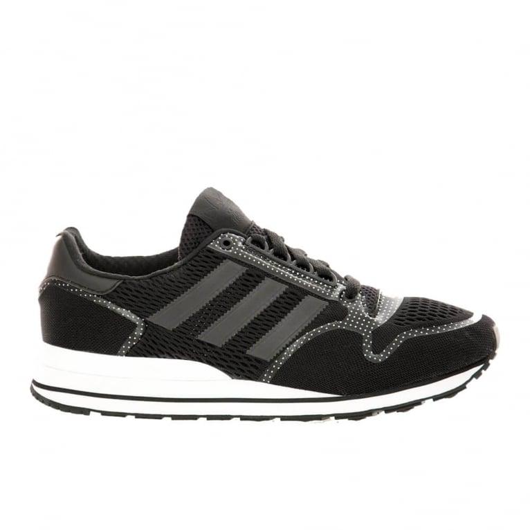 Adidas Originals ZX 500 Tech Fit Black/Black/White