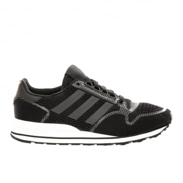 ZX 500 Tech Fit Black/Black/White