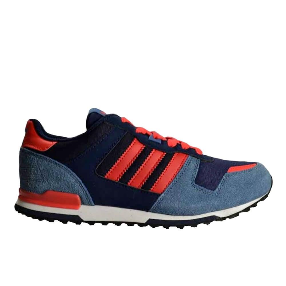 the best attitude b0229 ec055 Adidas Originals ZX 700 Kids Col Navy/Red | Natterjacks