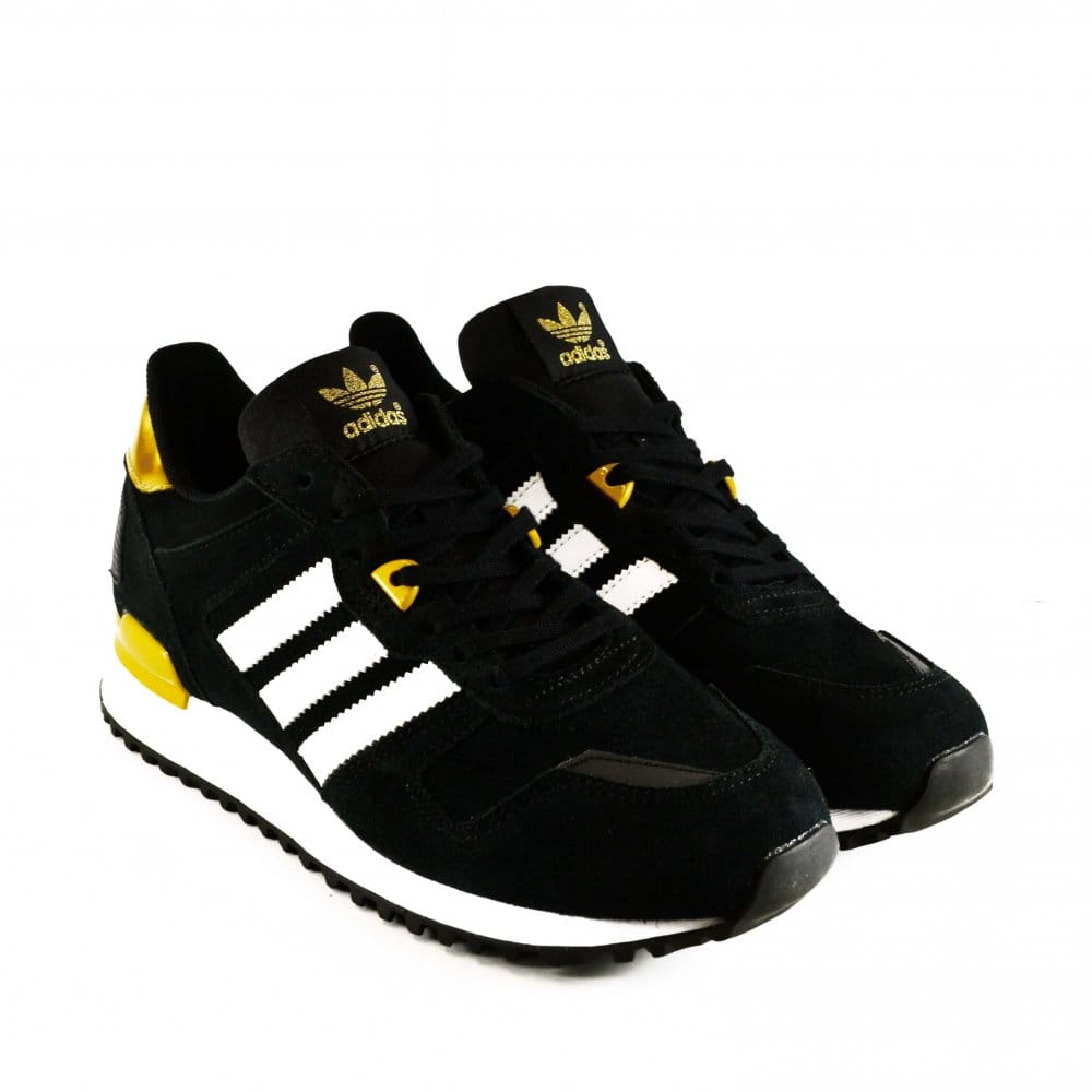 Adidas Zx White And Gold