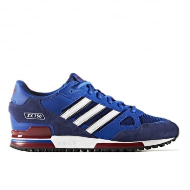 ZX 750 - Royal/White