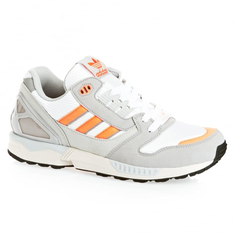 Adidas Originals ZX 8000 White Down