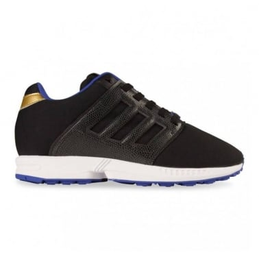 ZX Flux 2.0 Womens - Black/Flash