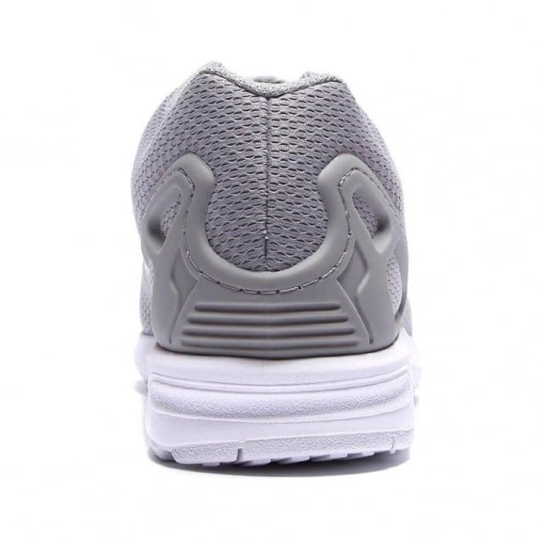 Adidas Originals ZX Flux - Aluminium/White