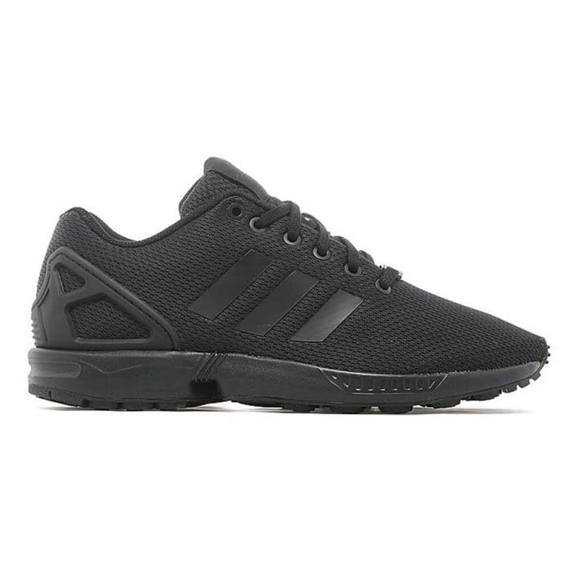 outlet store 8f146 b6bf3 ZX Flux - Black/Black