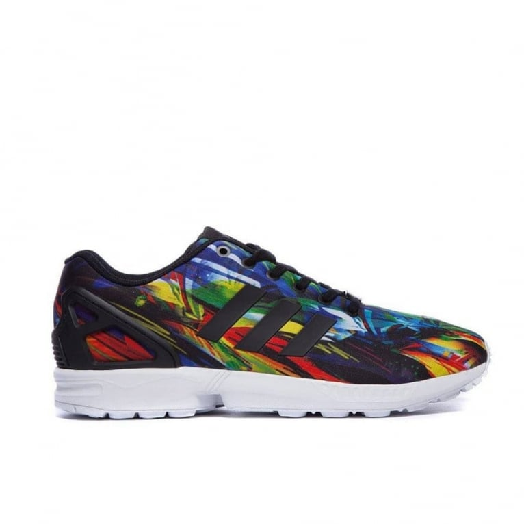 Adidas Originals Zx Flux - Black/Multi
