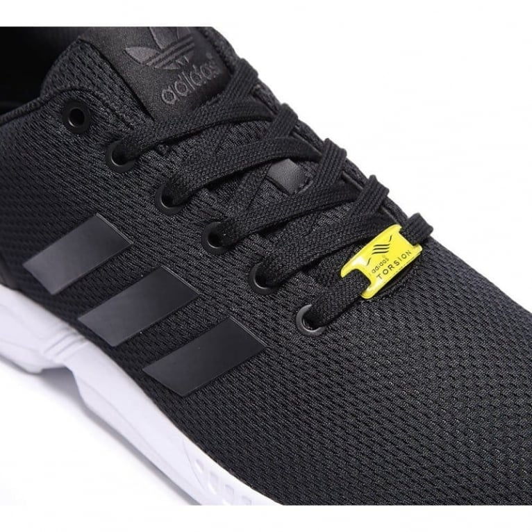Adidas Originals ZX Flux - Black/White