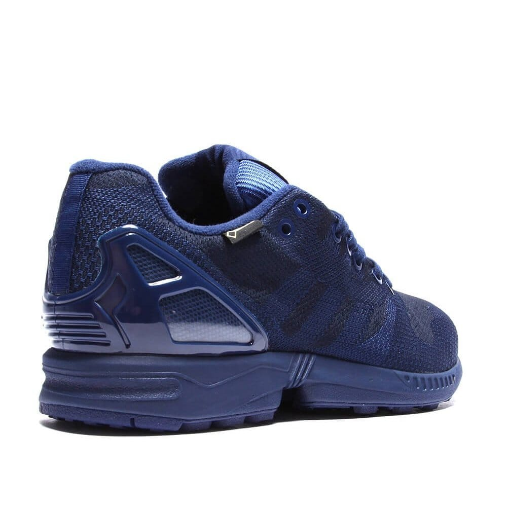 adidas originals zx flux gtx dark blue natterjacks. Black Bedroom Furniture Sets. Home Design Ideas