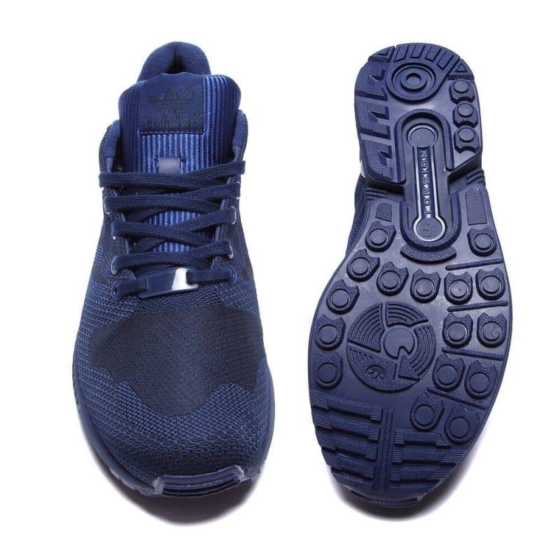 09f164d708269 Adidas Originals ZX Flux Gtx Dark Blue