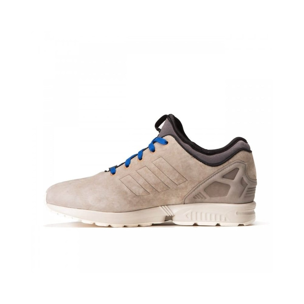 more photos 14cd0 2e652 adidas originals ZX Flux NPS - Brown/Beige