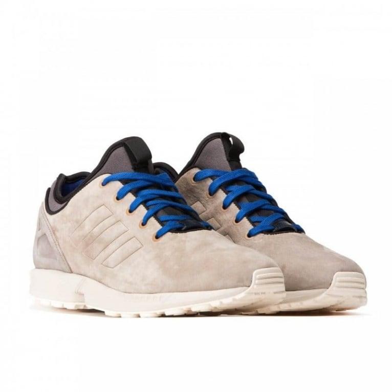 Adidas Originals ZX Flux NPS - Brown/Beige