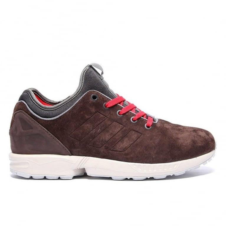Adidas Originals ZX Flux NPS - Dark Brown