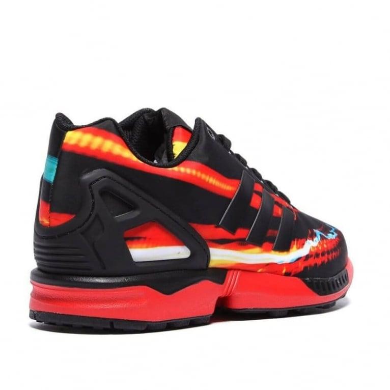 Adidas Originals ZX Flux - Red/Black
