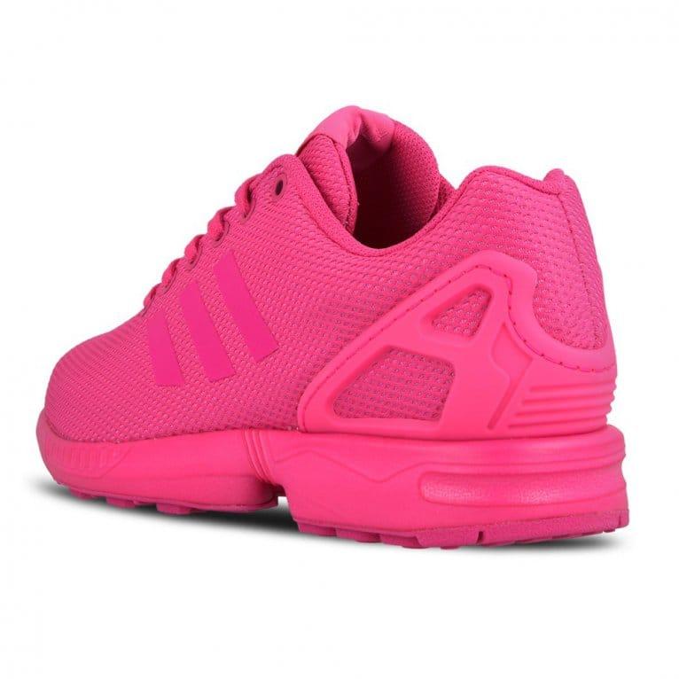 buy shock pink adidas originals zx flux natterjacks. Black Bedroom Furniture Sets. Home Design Ideas