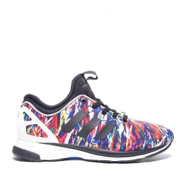 ZX Flux Tech - Dark Blue/Multi