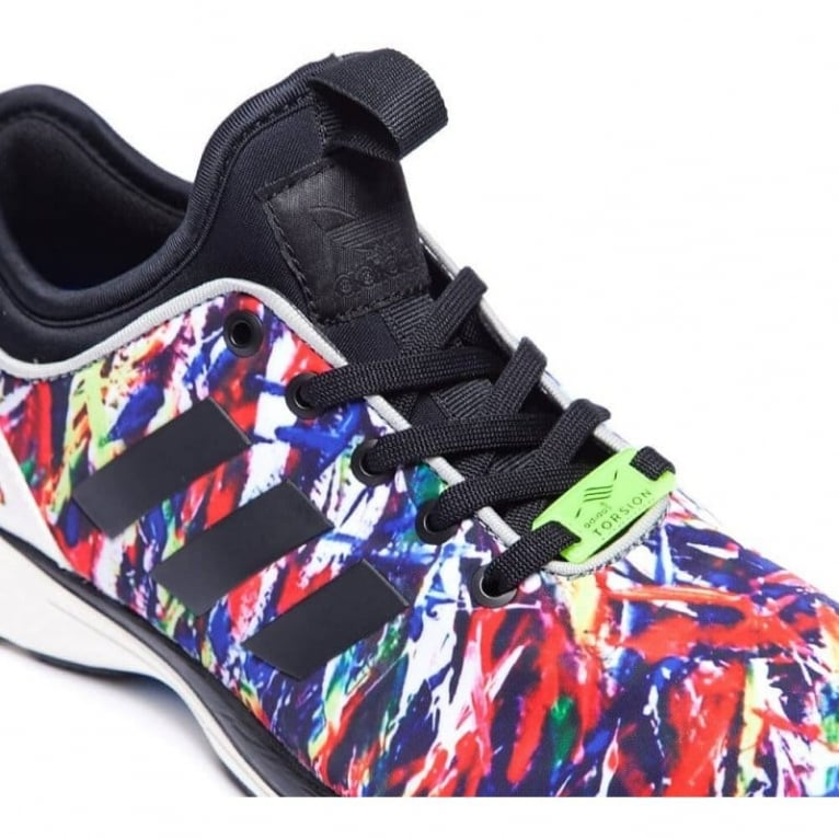 Adidas Originals ZX Flux Tech - Dark Blue/Multi
