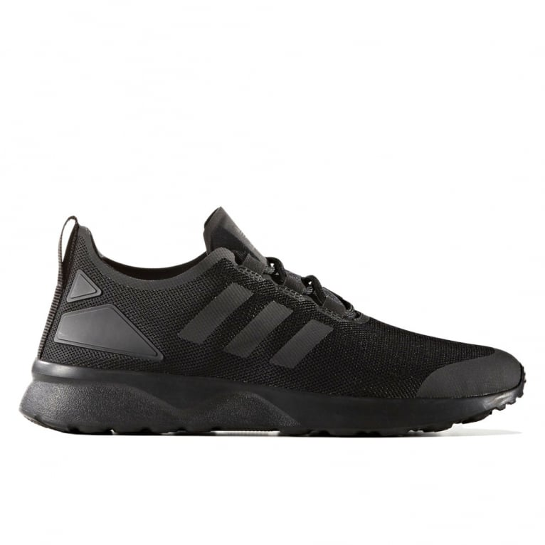 Adidas Originals ZX Flux Verve Womens - Black/Black