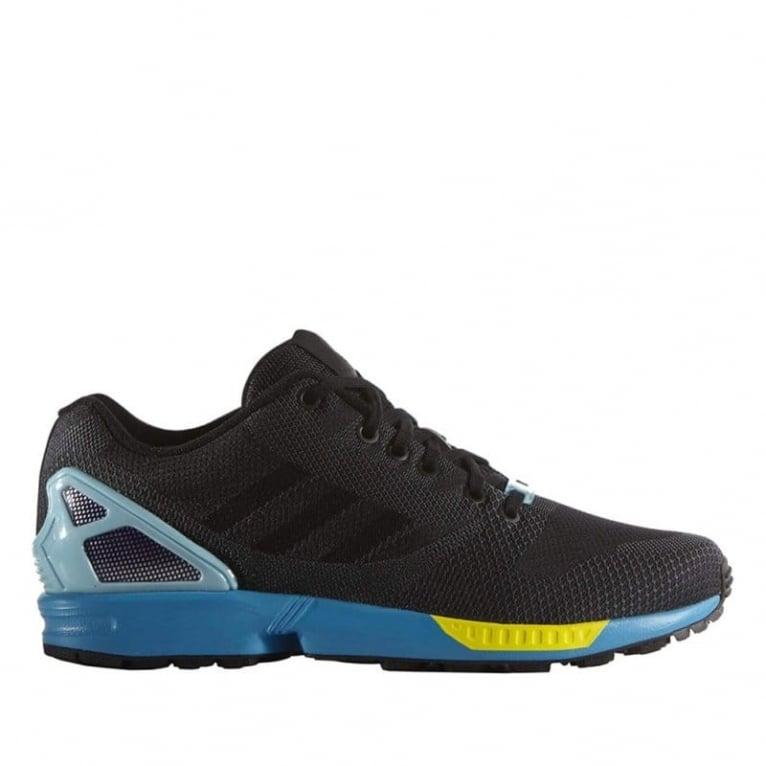 Adidas Originals ZX Flux Weave - Black/Aqua