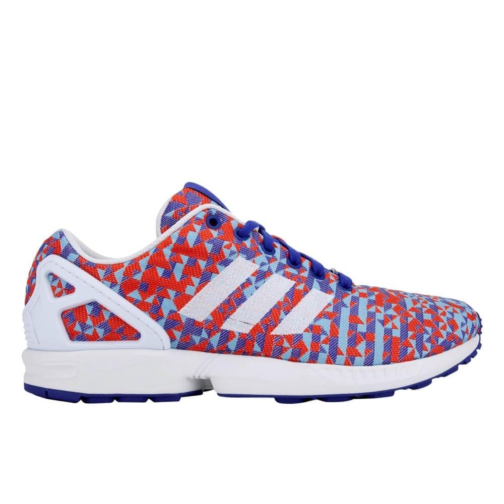 5c71235a4 Adidas Originals ZX Flux Weave Night Flash