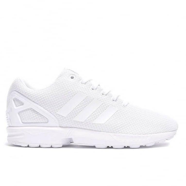 Adidas Originals ZX Flux - White/White