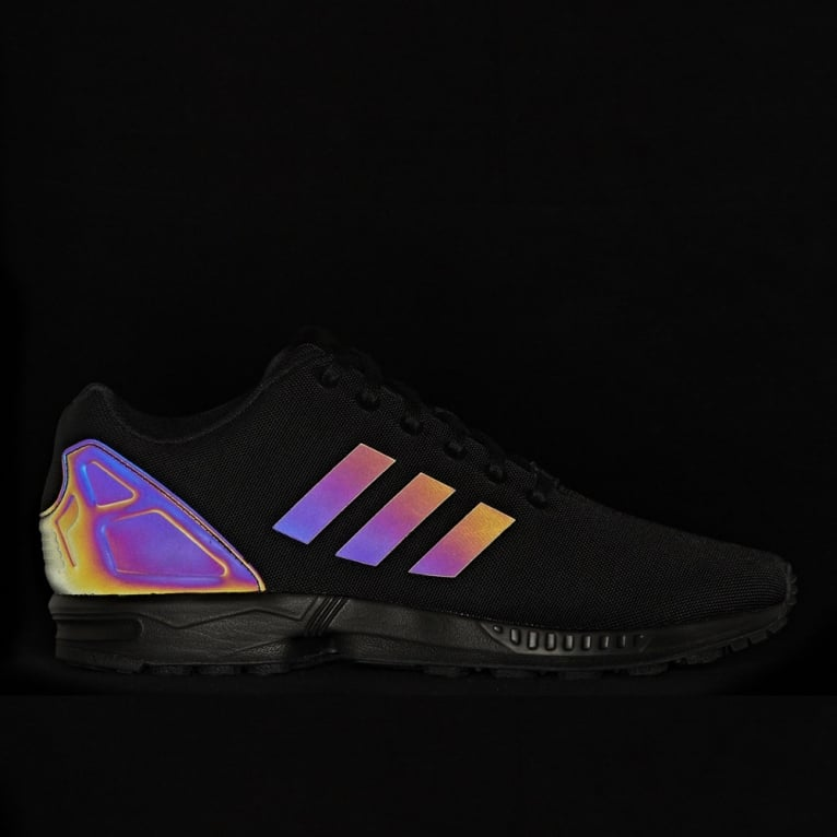 reputable site 2a39e 1e632 adidas originals ZX Flux 'Xeno' - Black/Xeno