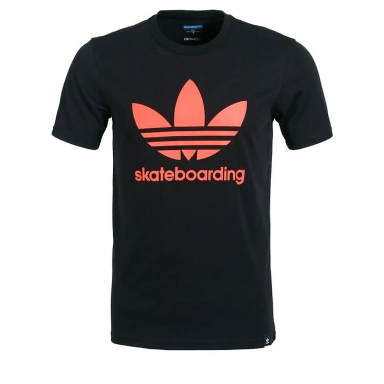 Adidas Skateboarding Adv Solar Tee Black