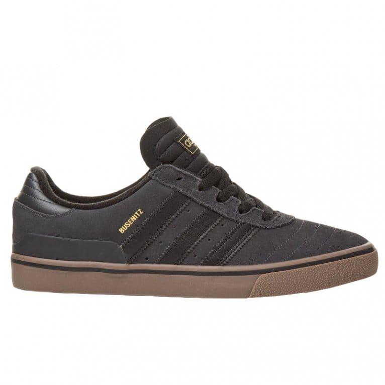 Adidas Skateboarding Busenitz Vulc - Dark Grey/Black