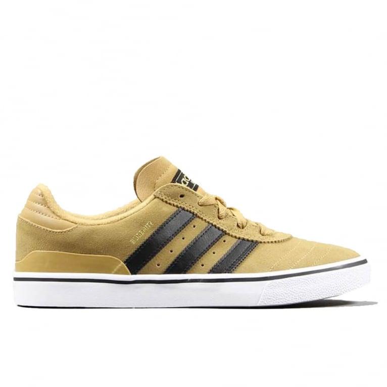Adidas Skateboarding Busenitz Vulc - St Tan/Core Black