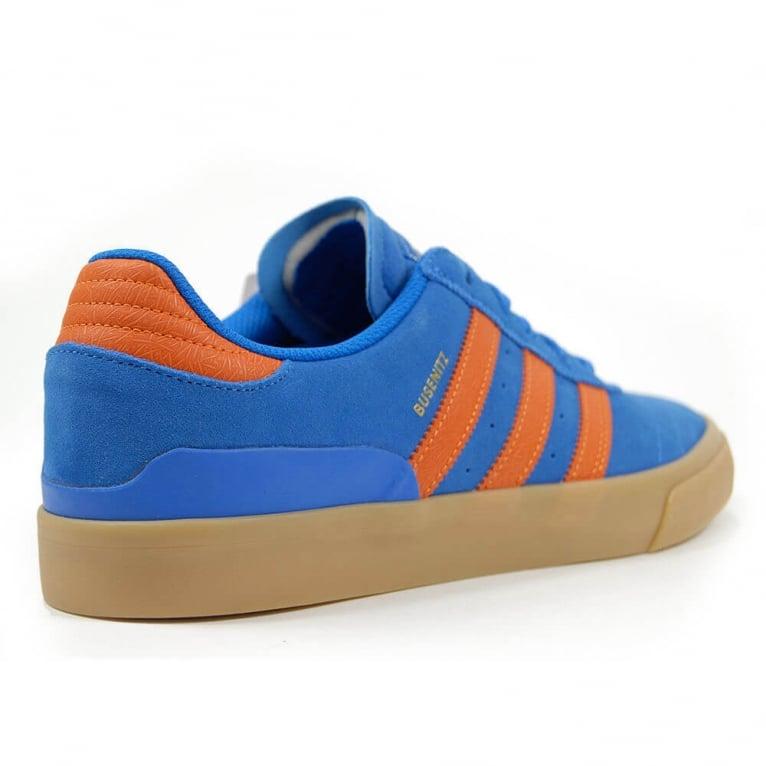 Adidas Skateboarding Busenitz Vulcanized - Bluebird/Orange