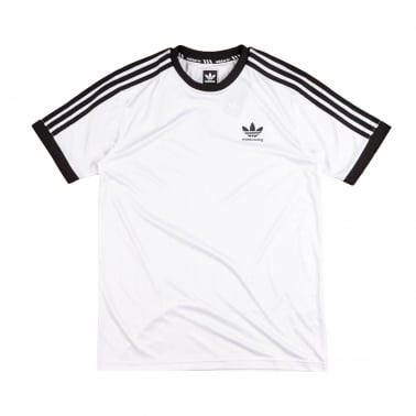 Climacool Club Jersey - White/Black