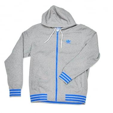 Little Logo Hoody - Core Grey