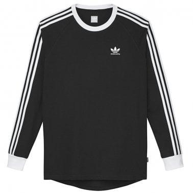 01e563f60 Long Sleeve California 2.0 T-Shirt - Black White · Adidas Skateboarding ...