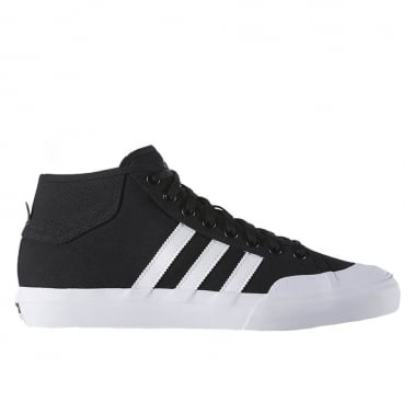 Matchcourt Mid - Black/White
