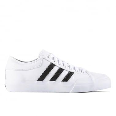 Matchcourt - White/Black/Gum