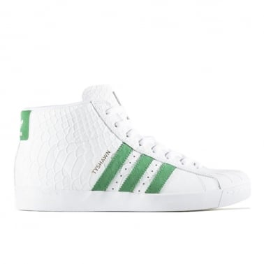 Pro Model 'Tyshawn Jones' - White/Green