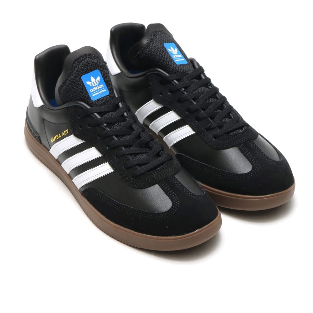 adidas skateboarding samba adv footwear natterjacks. Black Bedroom Furniture Sets. Home Design Ideas