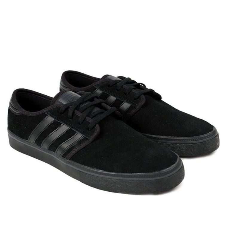 Adidas Skateboarding Seeley ADV - Core Black