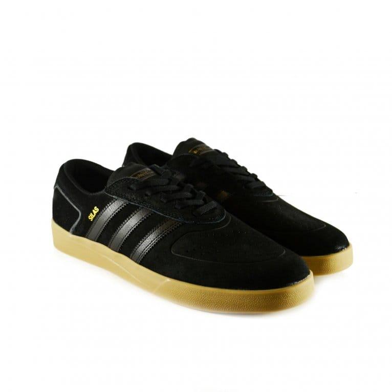 Adidas Skateboarding Silas Vulc ADV - Black/Black/Gold