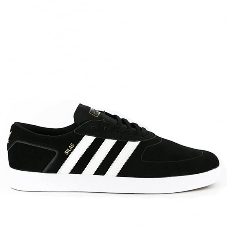 Adidas Skateboarding Silas Vulc - Black/White
