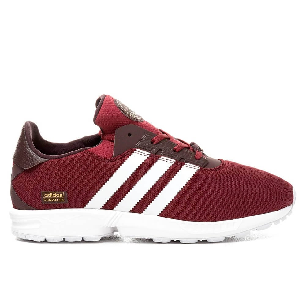 outlet store f660e a9a48 ZX Gonz - Burgundy White