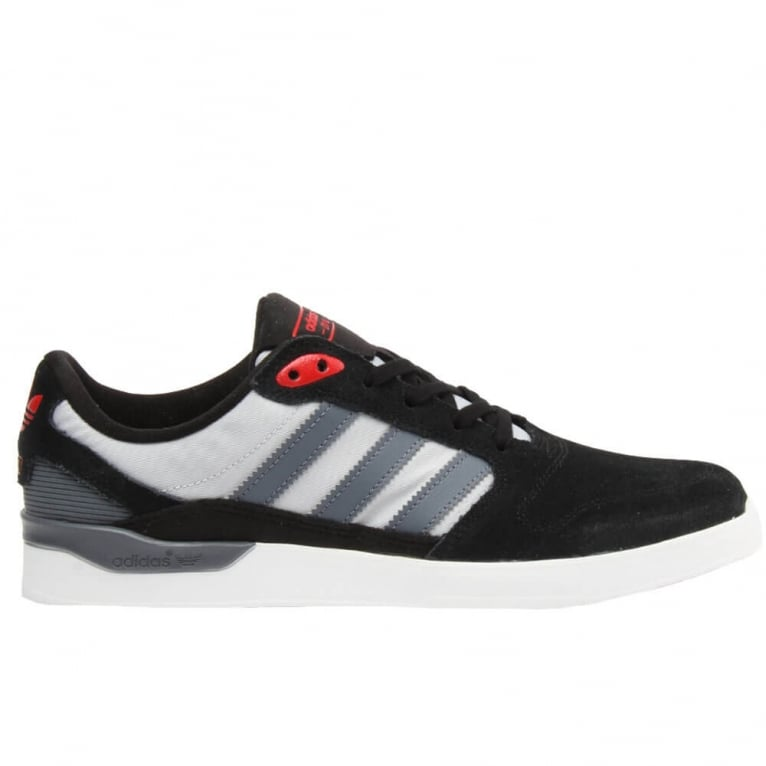 Adidas Skateboarding ZX Vulcanized - Black/Red