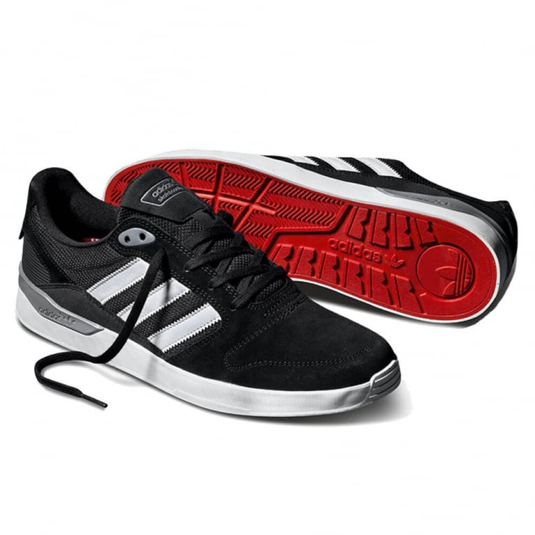 Adidas Skateboarding ZX Vulcanized - Black/White