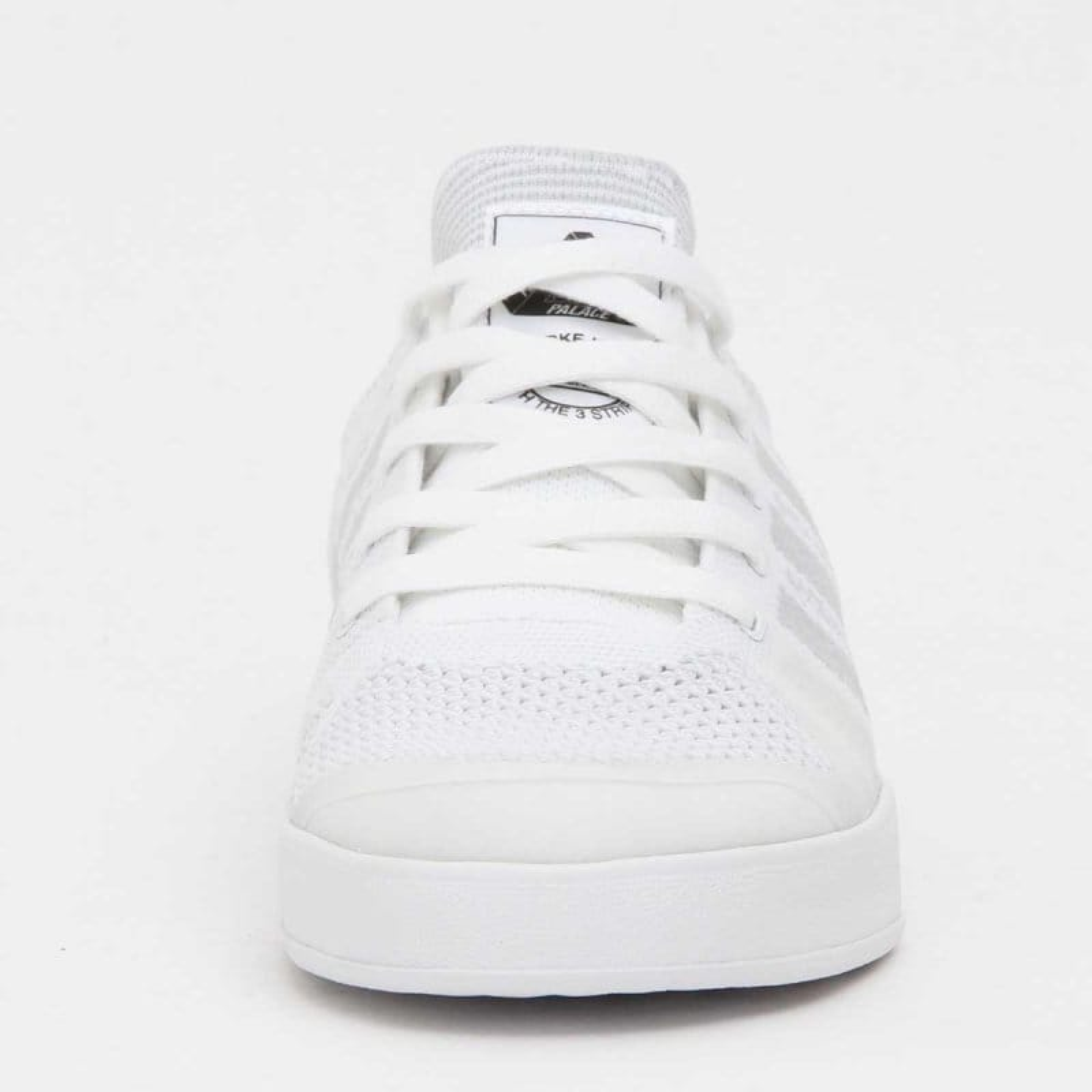 83f063bc Buy Adidas x Palace Pro Primeknit in White/Black | Natterjacks