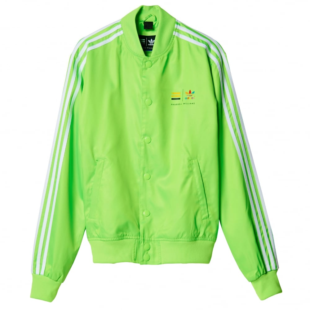 X Williams Williams Jacket Adidas Adidas Pharrell X Pharrell c3ARjS54Lq
