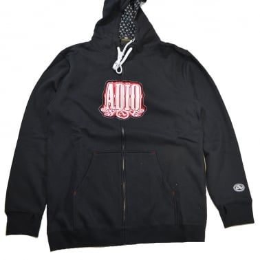 Distruct Hood - Black