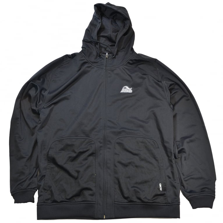 Adio Track Jacket - Black