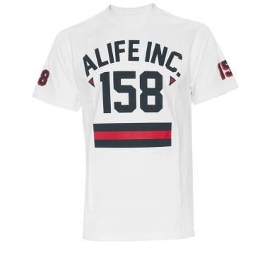 158 Athletic T-shirt - White